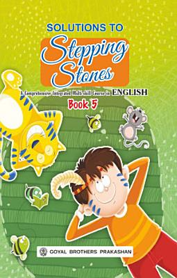 Solution to Stepping Stone Book for class 5
