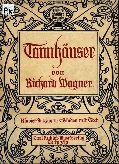 Tannhauser und Der Sangerkrieg auf der Wartburg PDF