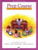 Alfred's Basic Piano Prep Course Lesson Book
