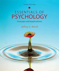 Essentials Of Psychology Concepts And Applications Book PDF