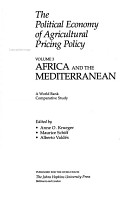 The Political Economy of Agricultural Pricing Policy PDF