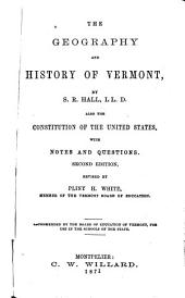 The Geography and History of Vermont