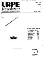 URPE Newsletter PDF