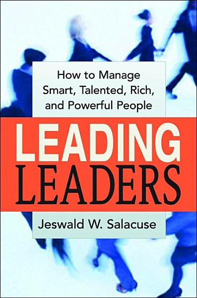 Download Leading Leaders Book