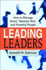 Leading Leaders PDF