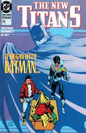 The New Titans (1984-) #65