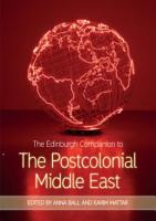 Edinburgh Companion to the Postcolonial Middle East PDF