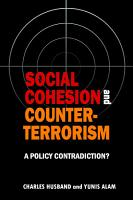 Social cohesion and counter terrorism PDF