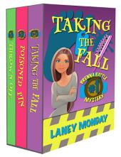 Brenna Battle Cozy Mystery Box Set (Books 1-3): Taking the Fall, Poisoned Pin, and Thrown Off 3 Book Set