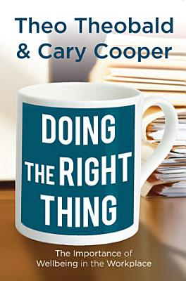 Doing the Right Thing PDF