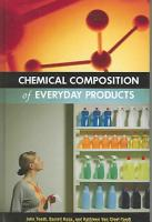 Chemical Composition of Everyday Products PDF