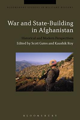 War and State Building in Afghanistan PDF
