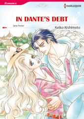IN DANTE'S DEBT: Harlequin Comics