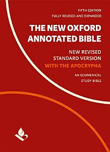 The New Oxford Annotated Bible with Apocrypha Book
