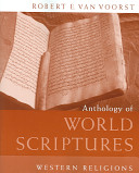 Anthology of World Scriptures Book