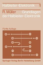 Grundlagen der Halbleiter-Elektronik: Ausgabe 5