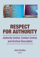 Respect for Authority PDF