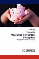 Measuring Corruption Perception PDF