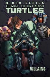 Teenage Mutant Ninja Turtles Villain Micro-Series, Vol. 2