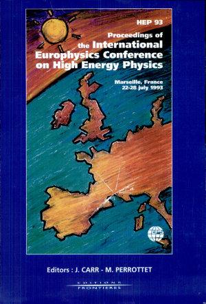 Proceedings of the International Europhysics Conference on High Energy Physics PDF