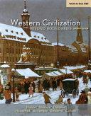Western Civilization  Beyond Boundaries  Volume II  Since 1560