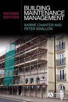Building Maintenance Management PDF
