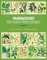 Pharmacology for Health Professionals ebook PDF