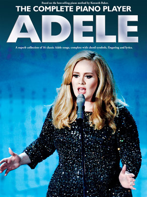 The Complete Piano Player  Adele PDF