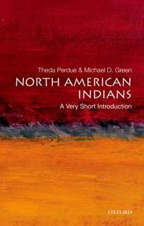 North American Indians  A Very Short Introduction Book