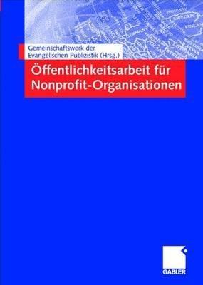 ffentlichkeitsarbeit f  r Nonprofit Organisationen PDF