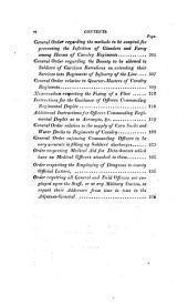General Regulations and Orders for the Army: Adjutant General's Office, Horse-Guards, 12th August, 1811