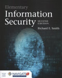 Elementary Information Security with Virtual Security Cloud Lab Access PDF