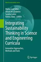 Integrating Sustainability Thinking in Science and Engineering Curricula PDF