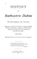 History of Southeastern Dakota PDF