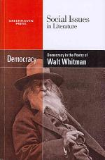 Democracy in the Poetry of Walt Whitman