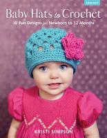 Baby Hats to Crochet PDF