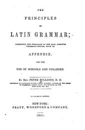 Principles of Latin Grammar