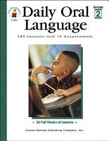 Daily Oral Language  Grade 2 PDF