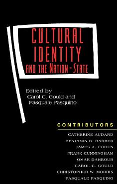Cultural Identity and the Nation state PDF