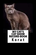 My Cat s Cat Show Record Book