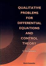Qualitative Problems For Differential Equations And Control Theory