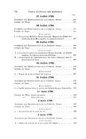 Actes de la Commune de Paris pendant la Révolution: Volume6