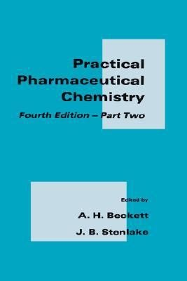 Practical Pharmaceutical Chemistry PDF