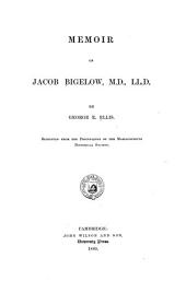 Memoir of Jacob Bigelow