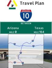 Interstate 10: New Mexico