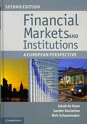 Financial Markets and Institutions PDF