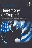 Hegemony or Empire  PDF