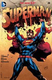 Superman (2012-) #28