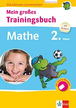 Mein gro  es Trainingsbuch Mathe 2  Klasse PDF