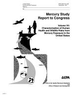 Mercury study report to Congress Vol. 7